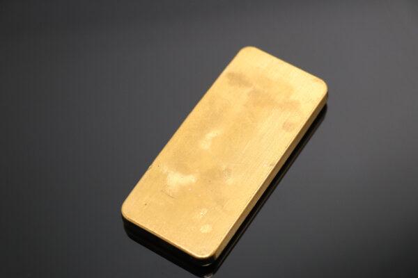 Metalor 500g guldbarre