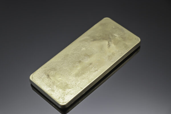 Metalor Guldbarre 1000g