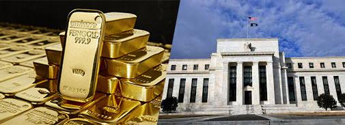 Har Federal reserves stimulering af økonomien indflydelse på guld?