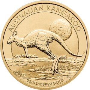 Australien Kangaroo 1oz