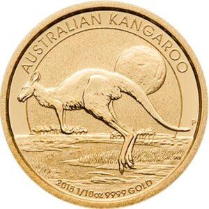 Australien Kangaroo tiendedel oz