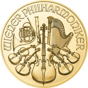 Philharmonic tiendedel oz