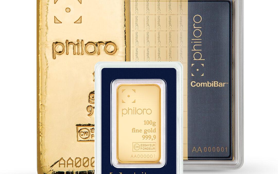 Lancering af Philoro produkter