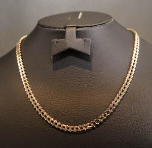 Geneve halskæde i 14 karat guld