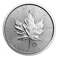 Maple Leaf 1oz sølvmønt (2020)