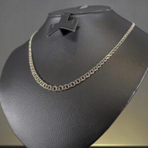 Bismarck halskæde i 18 karat guld