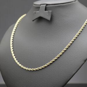 Bjørn borg halskæde i 14 karat guld