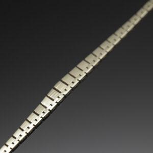 Murstens halskæde med forløb i 14 karat guld