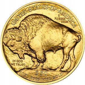 American Buffalo 1oz guldmønt (2021)