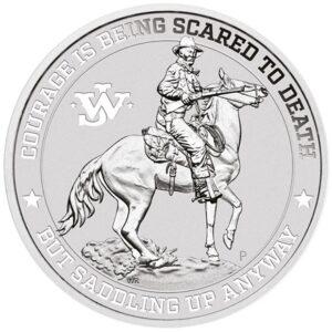 John Wayne 1oz sølvmønt (2021)