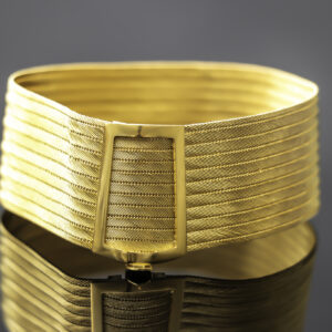 Trabzon armbånd i 22 karat guld